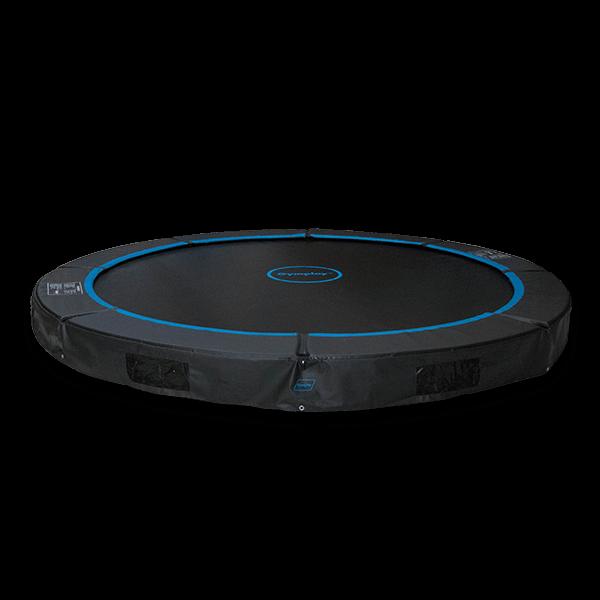Inground Round Trampolin - den perfekte have trampolin
