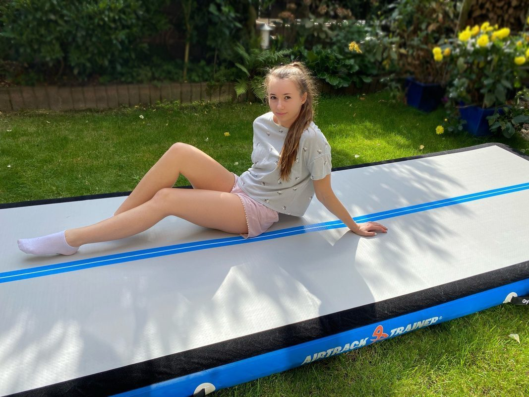H15 airtrack trainer mini relaxing gymplay