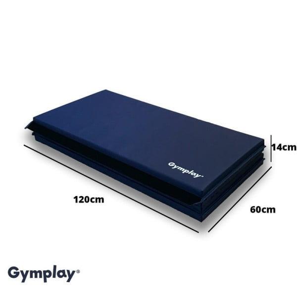 Premium foldemåtte fra GymPlay
