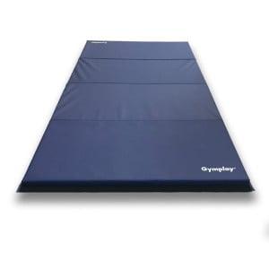Gymplay foldemåtte blue premium