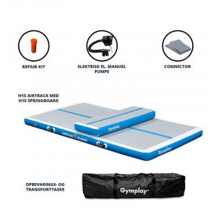 Gymplay H15 Airtrack Kit