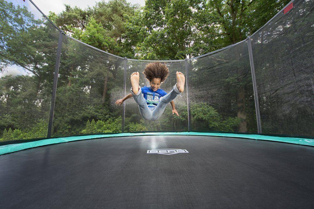 BERG Ultim Favorit Green + Safety Net Comfort 2