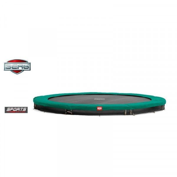 BERG Favorit InGround SPORTS - Green, 330 cm