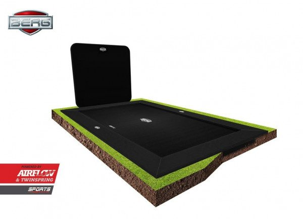 BERG Ultim Elite FlatGround SPORTS + AeroWall