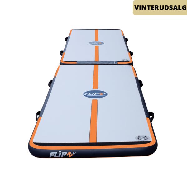 2,4 + 2,4m Flipz Airtrack - 2018 design