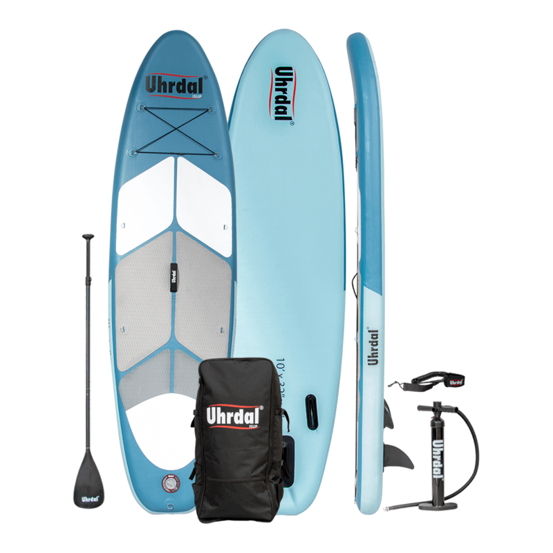 Toke Uhrdal inflatable stand up paddleboard