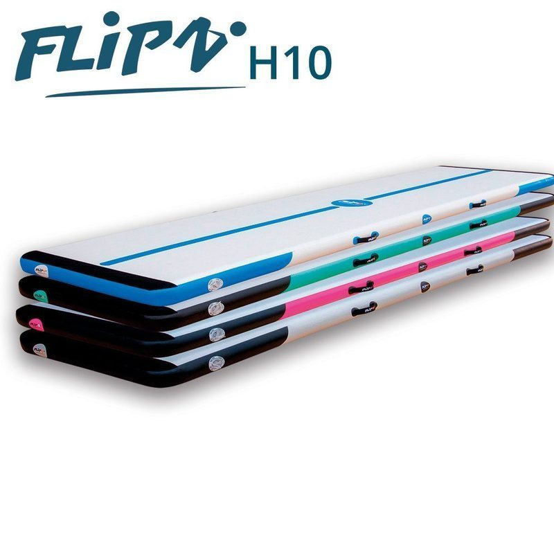 FlipZ Airtrack - 10 cm høj