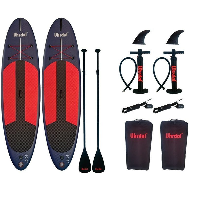 "Uhrdal Geir 10' 6"" SUP double pack"